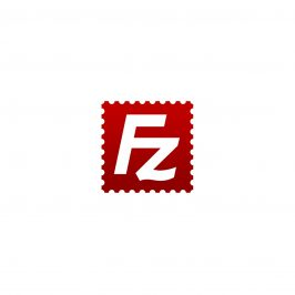 Gratis ftp programma FileZilla